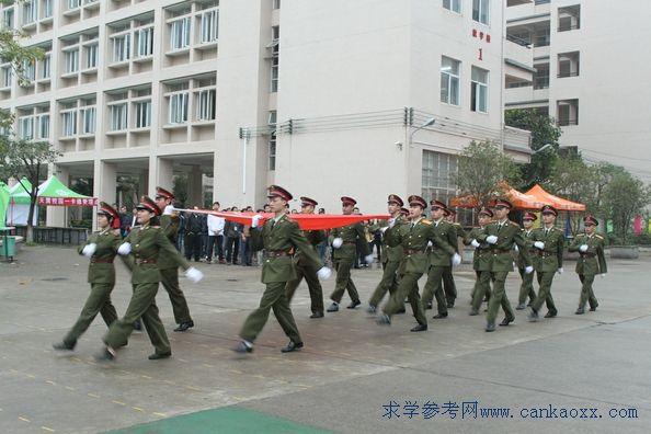 肇庆理工中等职业学校校长梁承华