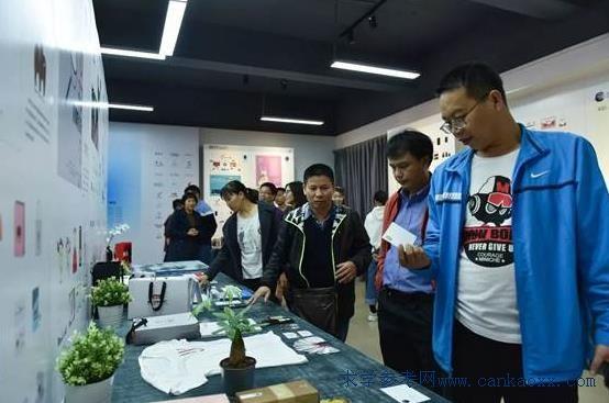东莞市纺织服装学校2017艺传毕业设计展
