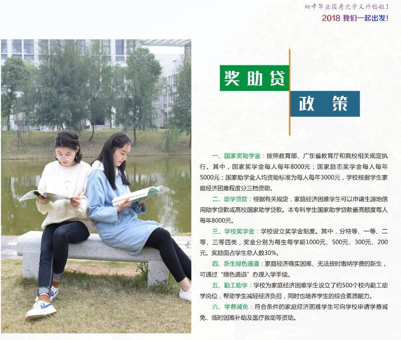 广东茂名幼儿师范专科学校2018年五年制招生简章