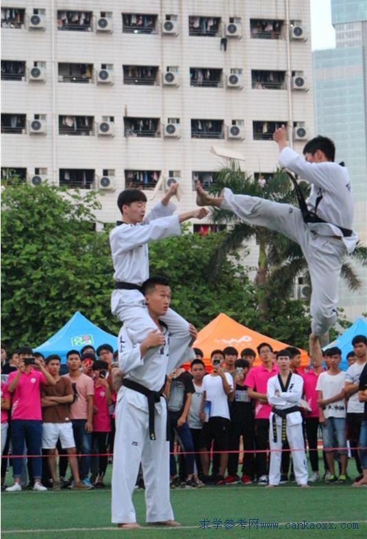 广东省轻工业技师学院社团招新啦,你参加了吗?