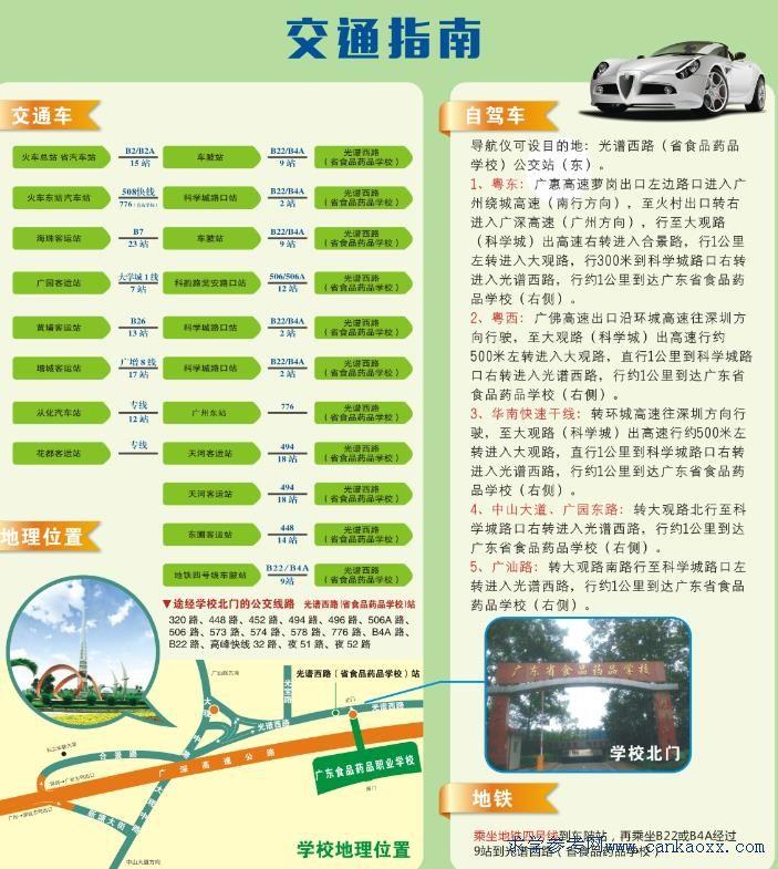 广东省食品药品职业技术学校
