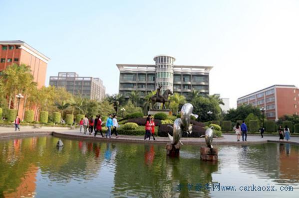 广东省华立技师学院简介