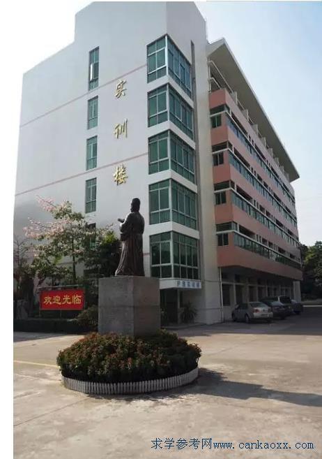 江门中医药职业学院