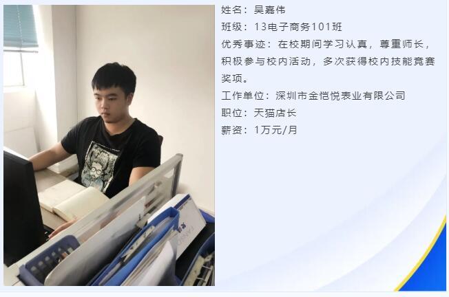 东莞市技师学院2020年电子商务学院招生简介
