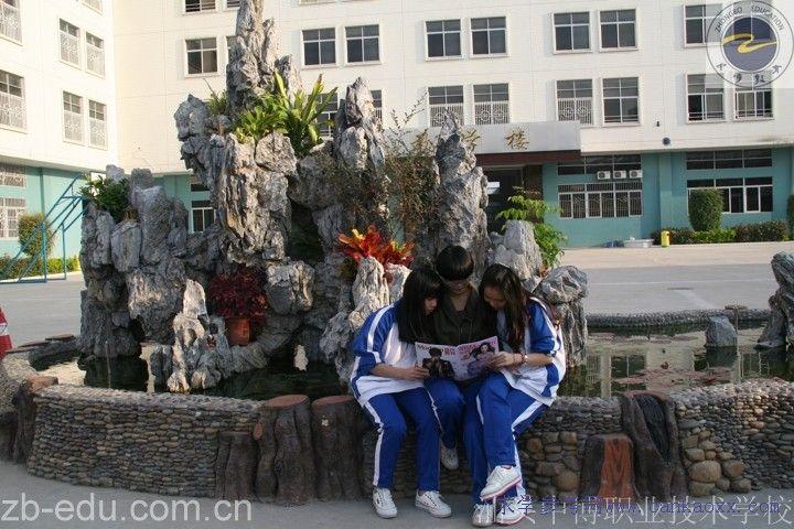校园环境-汕头中博照片