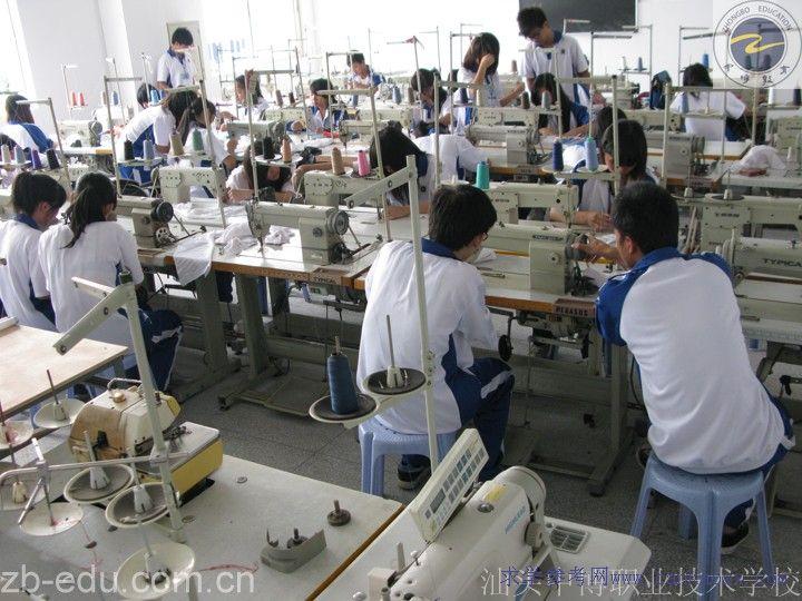 服装实训室-汕头中博照片