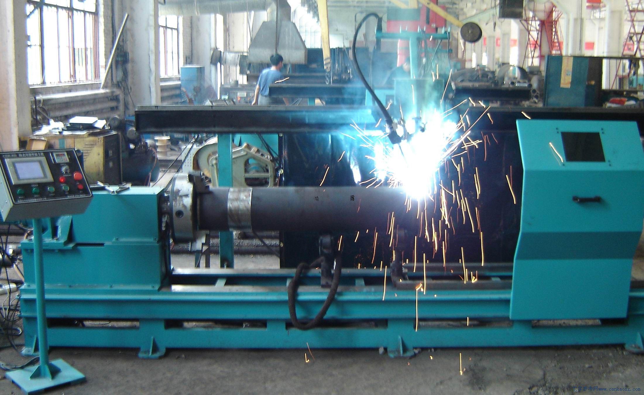 焊接机传动机构简图