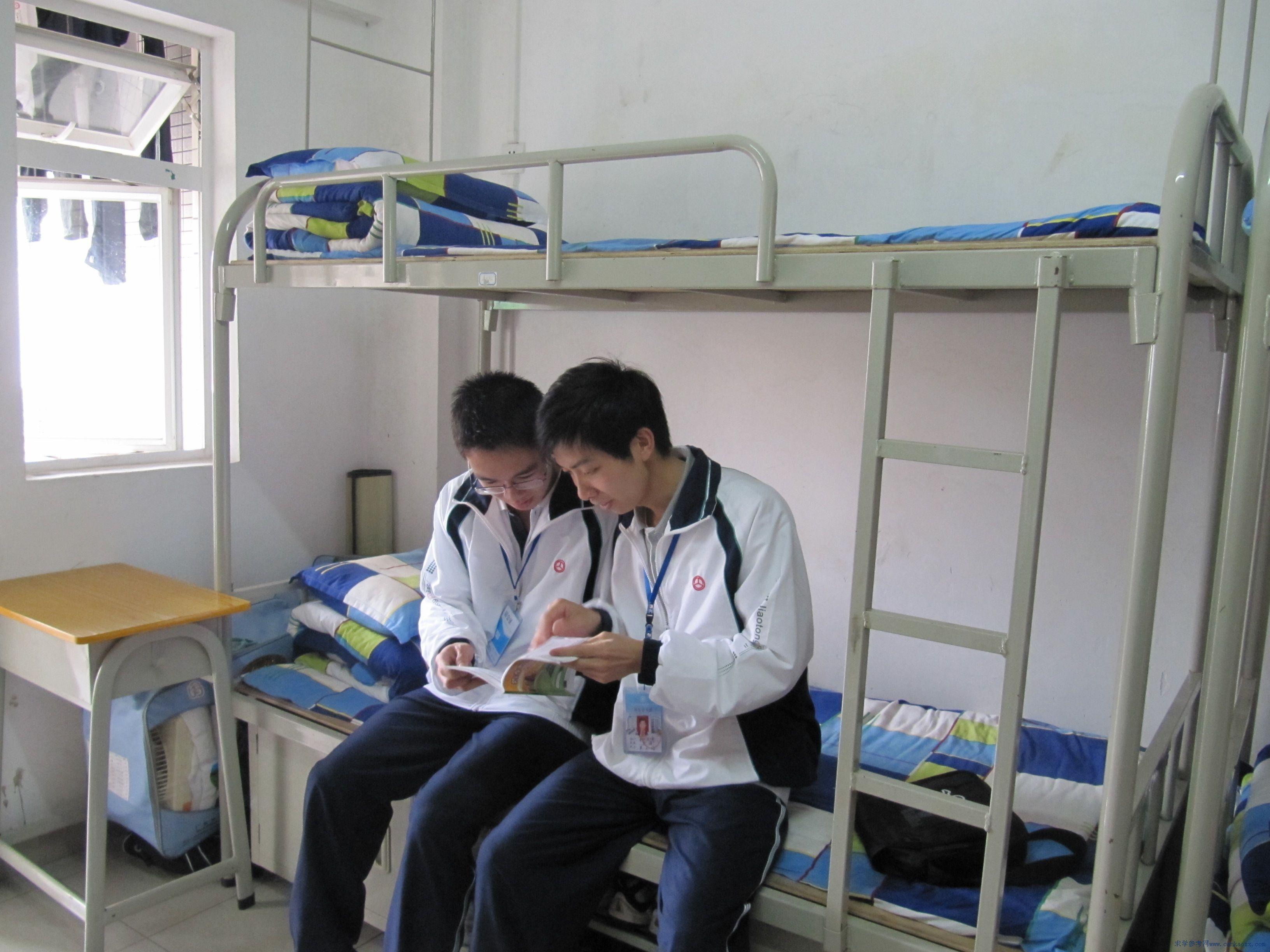 广东省交通运输技师学院校园环境