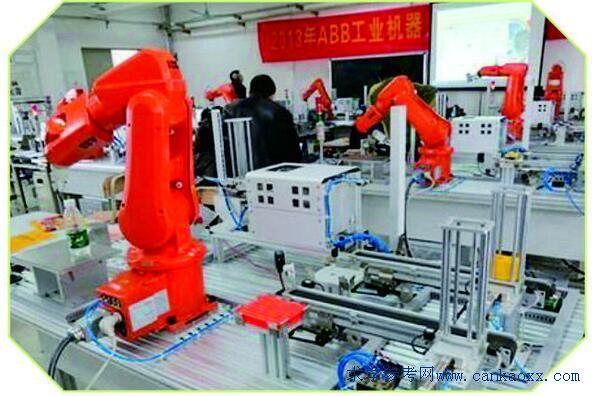 珠海市欧亚技工学校教学设施和实训基地