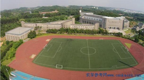 广东东软学院校园环境介绍
